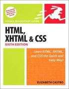 Elizabeth, Castro: HTML, XHTML, and CSS