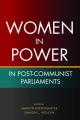 Women in Power in Post-Communist Parliaments - Marilyn Rueschemeyer; Sharon L. Wolchik