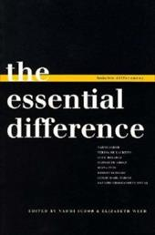 The Essential Difference - Schor, Naomi / Weed, Elizabeth