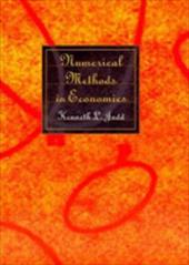 Numerical Methods in Economics - Judd, Kenneth L.