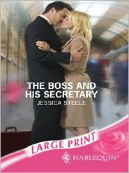 Boss And His Secretary - Jessica Steele