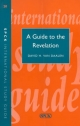 A Guide to the Revelation - David H.Van Daalen