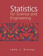 Statistics for Science and Engineering