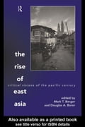 The Rise of East Asia - Berger, Mark