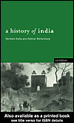Hermann Kulke;Dietmar Rothermund: A History of India