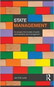 State Management - Jan-Erik Lane