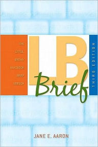 Little, Brown Handbook (Brief Edition) Value Package (Includes Mycomplab New 24-Month Student Access ) - Jane E. Aaron
