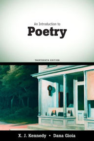 An Introduction to Poetry - X. J. Kennedy