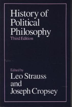History of Political Philosophy - Strauss, Leo