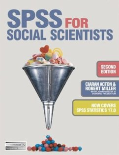 SPSS for Social Scientists - Acton, Ciaran Miller, Robert