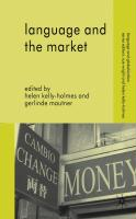 Language and the Market