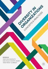 Diversity in Organizations - Mary Ann Danowitz, Edeltraud Hanappi-Egger, Heike Mensi-Klarbach