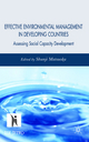 Effective Environmental Management in Developing Countries - Shunji Matsuoka