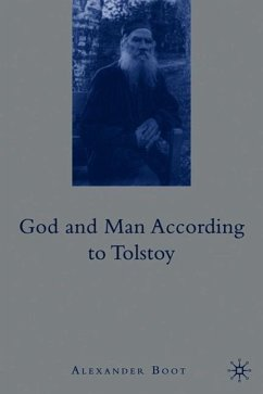 God and Man According to Tolstoy - Boot, A.