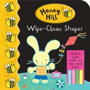 Honey Hill: Wipe-clean Shapes