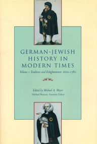German-Jewish History in Modern Times - Michael Meyer
