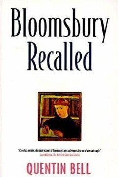 Bloomsbury Recalled - Bell, Quentin
