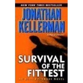 Survival Of The Fittest Alex Delaware - Jonathan Kell