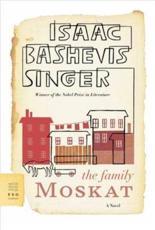 The Family Moskat - Isaac Bashevis Singer