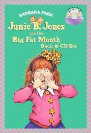 Junie B. Jones and Her Big Fat Mouth Book & CD Set (Junie B. Jones Series #3) - Barbara Park, Denise Brunkus (Illustrator)