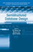 Semistructured Database Design