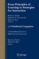 From Principles of Learning to Strategies for Instruction-with Workbook Companion - Robert Seidel; Kathy C. Perencevich; Allyson L. Kett