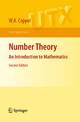Number Theory - William Andrew Coppel