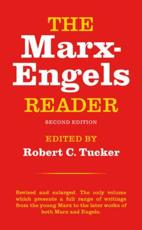 Marx-Engels Reader - Friedrich Engels, Karl Marx, Robert C. Tucker