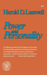Power and Personality - Harold Dwight Lasswell