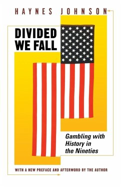 Divided We Fall: Gambling with History in the Nineties - Johnson, Haynes