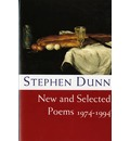 New and Selected Poems 1974-1994 - Stephen Dunn