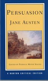 Persuasion - Austen, Jane / Spacks, Patricia Meyer