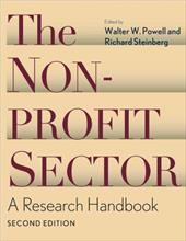 The Nonprofit Sector: A Research Handbook - Powell, Walter W. / Steinberg, Richard