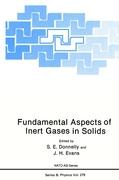 Fundamental Aspects of Inert Gases in Solids