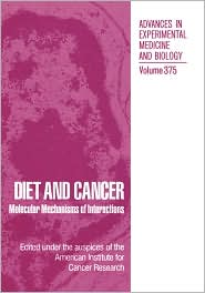 Diet and Cancer: Markers, Prevention, and Treatment - Maryce M. Jacobs (Editor)