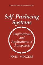Self-Producing Systems - John Mingers