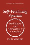 Mingers, John: Self-Producing Systems
