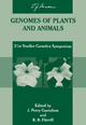 Genomes of Plants and Animals - J. P. Gustafson; R. B. Flavell
