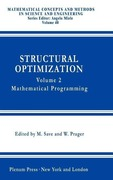 Structural Optimization,