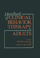 Handbook of Clinical Behavior Therapy with Adults - Alan S. Bellack; Michel Hersen