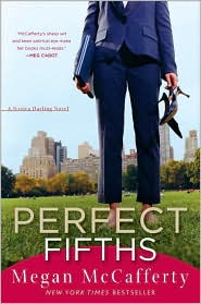 Perfect Fifths (Jessica Darling Series #5) - Megan McCafferty