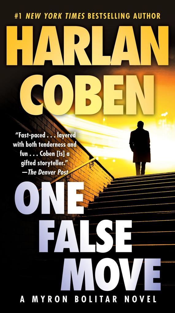 One False Move als eBook Download von Harlan Coben - Harlan Coben