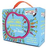 The Little Blue Box of Bright and Early Board Books by Dr. Seuss - Dr. Seuss