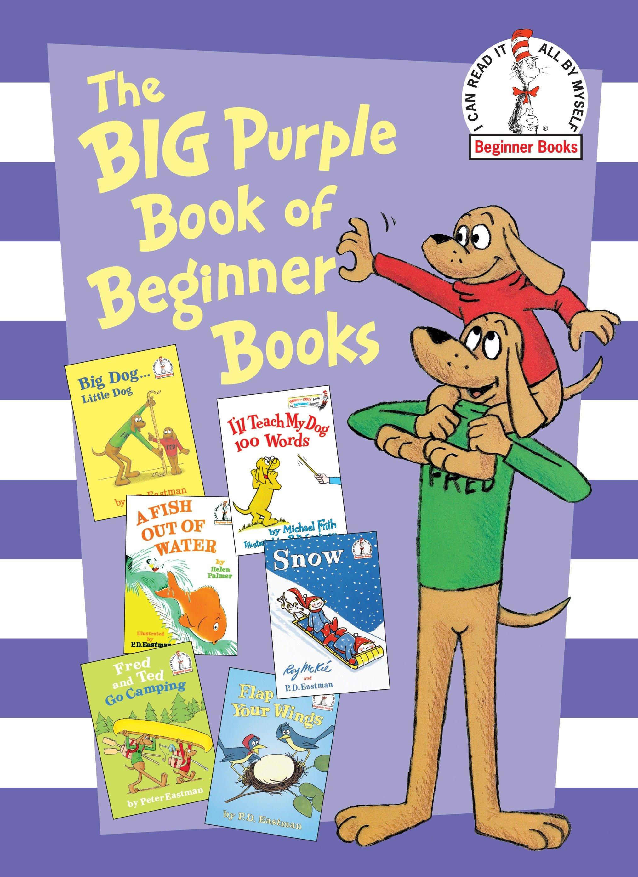 Big Purple Book of Beginner Books - Seuss, Dr.