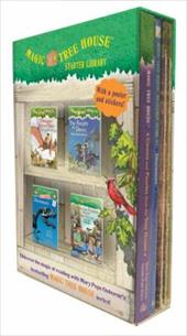 Magic Tree House Starter Library Boxed Set - Osborne, Mary Pope / Osborne, Will / Boyce, Natalie Pope