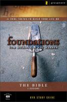 Foundations: The Bible: Small Group Study