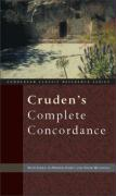 Cruden's Complete Concordance: With Index to Proper Names and Their Meanings