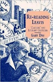 Re-Reading Leavis - Gary Day