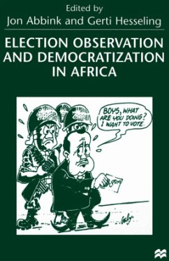 Election Observation and Democratization in Africa - Abbink, Jon