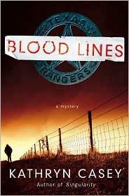 Blood Lines (Sarah Armstrong Series #2)